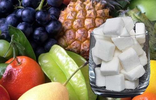 Ovocné cukry