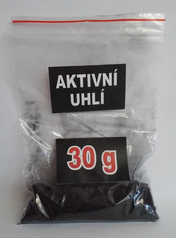 Aktivní uhlí 30 g